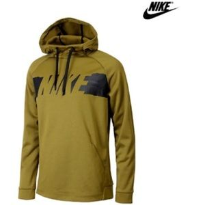 ✅NWT New Men Nike Therma Pullover Hoodie M